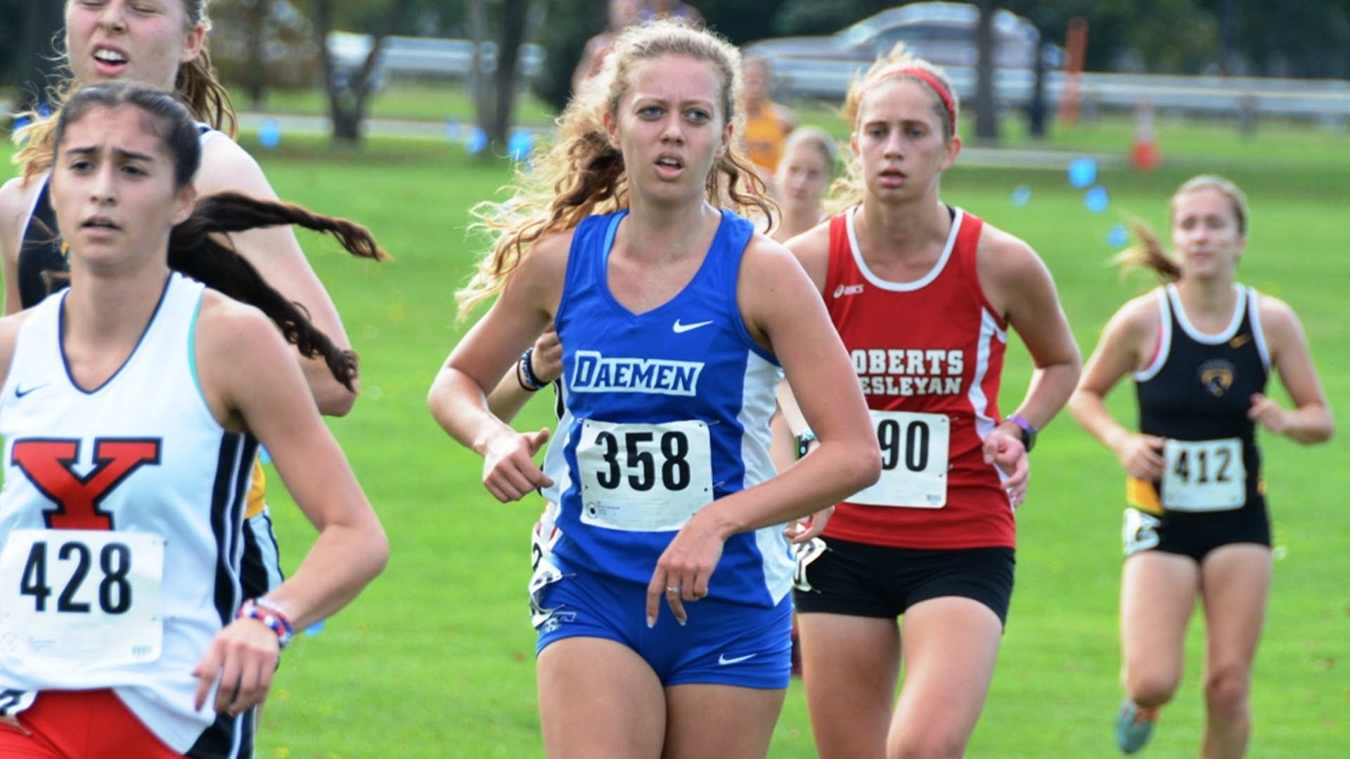 29626dd7be Women s Cross Country Places Fourth At Conference Championship Meet ...